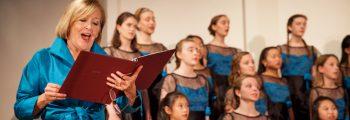 Performed with mezzo-soprano Frederica von Stade