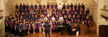 YWCP's First Annual Treble Choir Festival